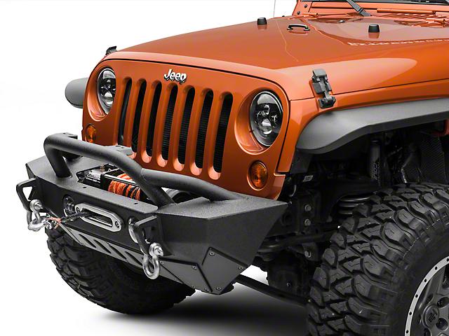 Smittybilt XRC Gen2 Front Bumper (07 18 Jeep Wrangler JK)