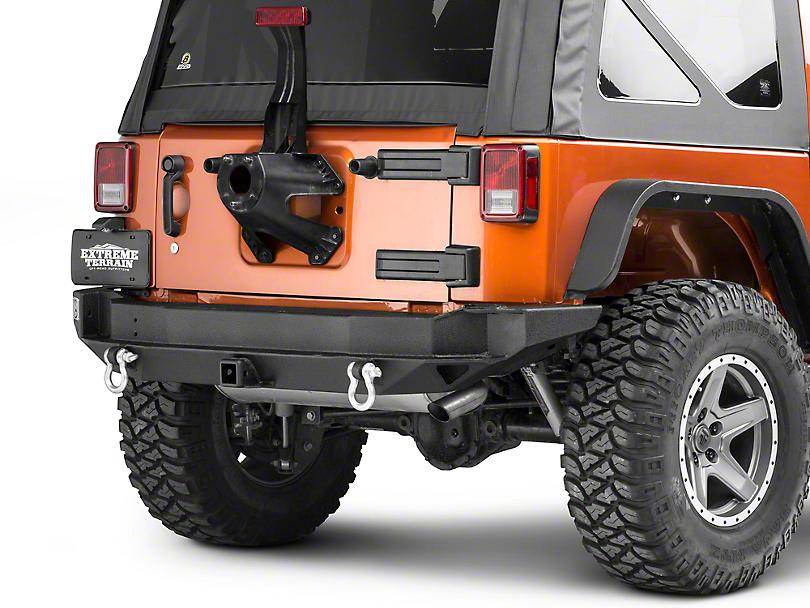 Smittybilt XRC Atlas Rear Bumper Only (07-18 Wrangler JK)