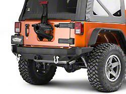 Smittybilt XRC Atlas Rear Bumper (07-18 Jeep Wrangler JK)