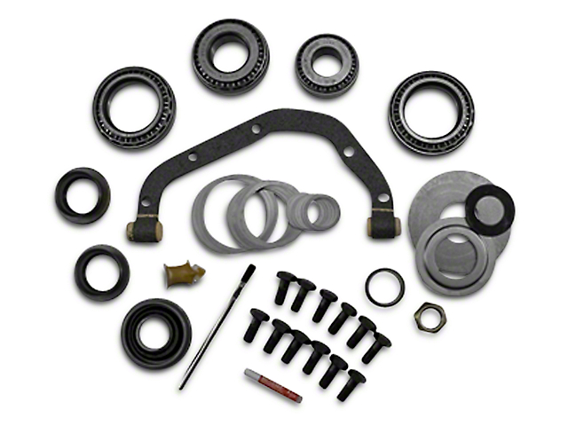 Yukon Gear Dana 30 Master Axle Overhaul Kit (97-06 Jeep Wrangler TJ)