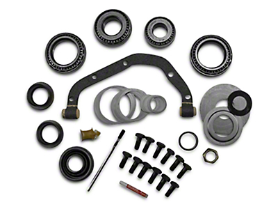 Yukon Gear Dana 30 Master Axle Overhaul Kit (97-06 Wrangler TJ)