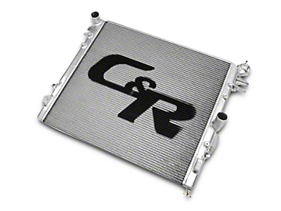 C&R Racing OE Replacement Radiator (07-14 Wrangler JK)