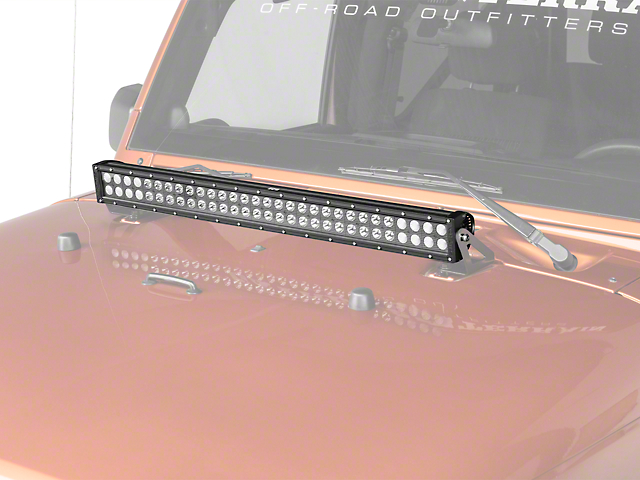 KC HiLiTES 30 in. C-Series C30 LED Light Bar - Spot/Spread Combo