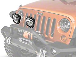 KC HiLiTES 6-Inch Gravity Pro6 LED Lights; Driving Beam