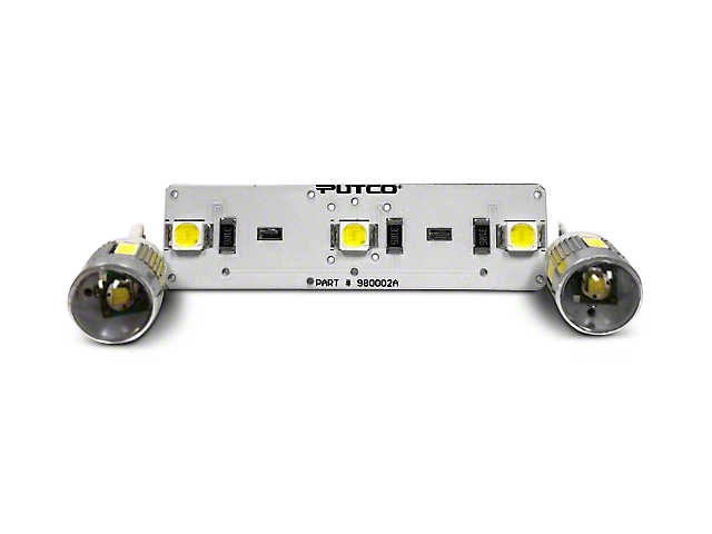 Putco LED Dome Light (11-18 Jeep Wrangler JK 4 Door)