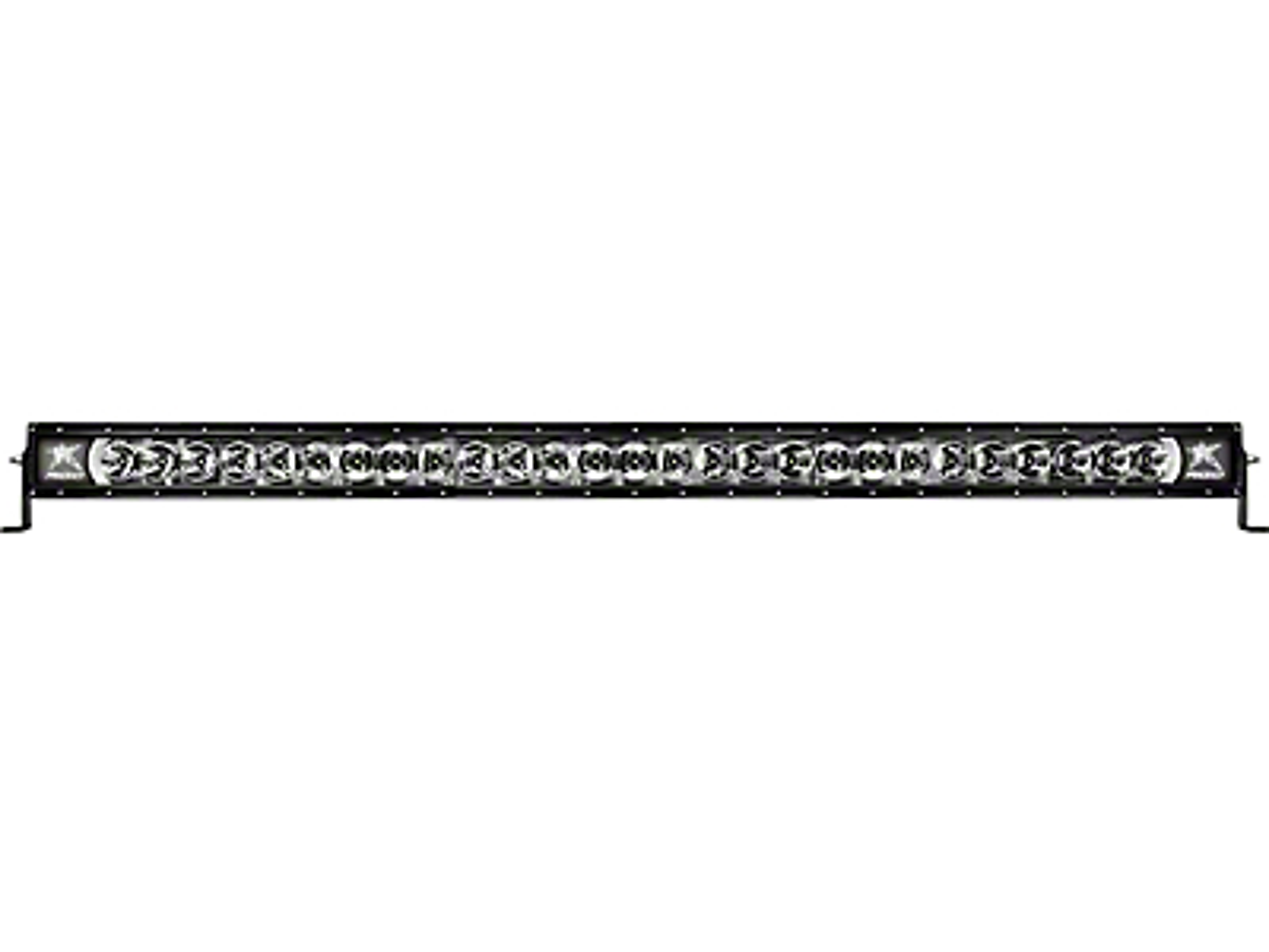 Rigid Industries 50 in. Radiance LED Light Bar w/ Back-Light - Flood/Spot Combo