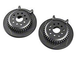 Teraflex Rear Performance Big Slotted Rotor Kit (07-18 Jeep Wrangler JK)