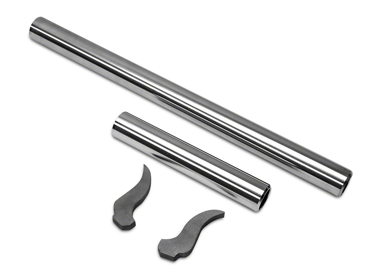 Teraflex Front Axle Sleeve Kit w/ Gussets (07-18 Wrangler JK)