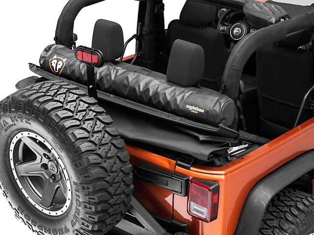 Rightline Gear Soft Top Window Storage Bag (87-18 Jeep Wrangler YJ, TJ & JK)