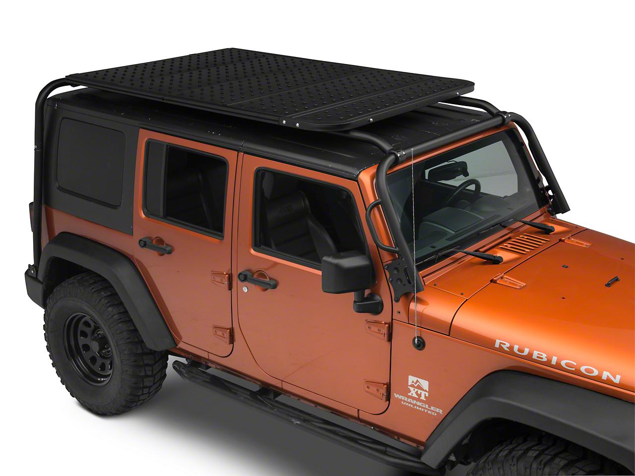 Kargo Master Mod-Rak EXP System (07-18 Jeep Wrangler JK 4 Door)