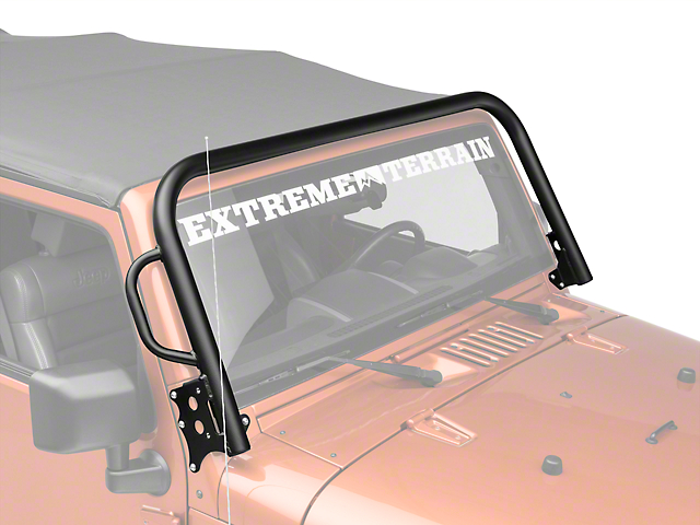 Jeep Wrangler Congo Pro Front Hoop Light Bar 07 18 Jeep