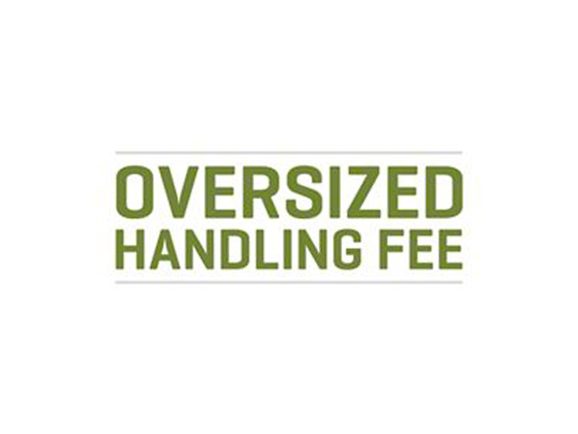 Oversized Handling Fee (Mammoth Wheel Tire Kit)