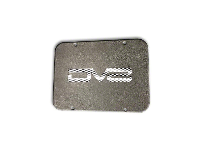 Dv8 Off Road Jeep Wrangler Tramp Stamp Rear Tailgate Cover Plate