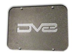 DV8 Off-Road Tramp Stamp Rear Tailgate Cover Plate (07-18 Jeep Wrangler JK)