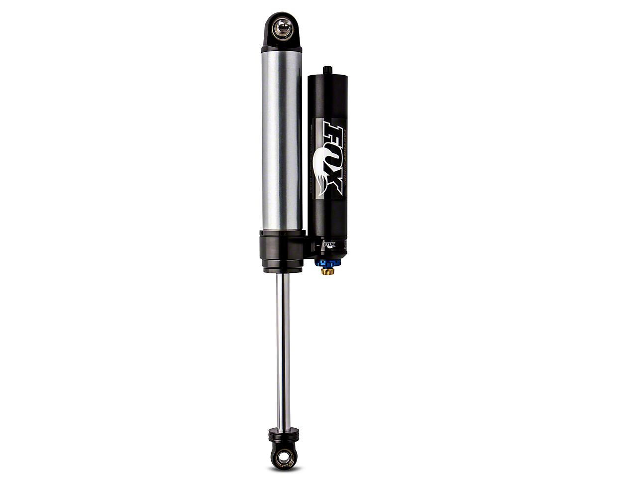 FOX 2.5 Factory Series Rear Reservoir Shocks w/ DSC Adjuster for 4-6 in. Lift (07-18 Jeep Wrangler JK)