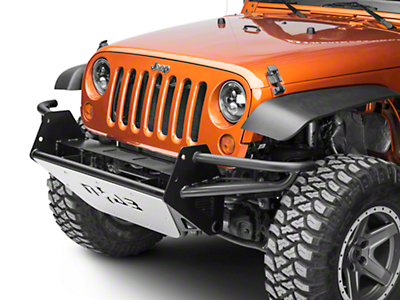 N-Fab RSP Front Bumper w/ Direct Fit LED (07-18 Wrangler JK)