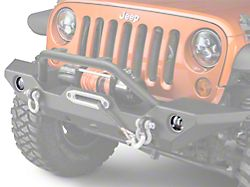 Oracle LED Waterproof Fog Light Halo Conversion Kit - Amber (07-18 Jeep Wrangler JK)