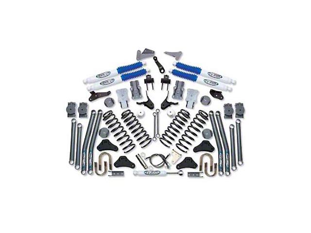Pro Comp Suspension 5 Inch Spring Conversion Lift Kit w/ ES9000 Shocks (87-95 Jeep Wrangler YJ)