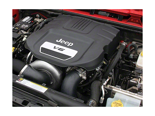 Procharger Jeep Wrangler High Output Intercooled System With P 1sc 1