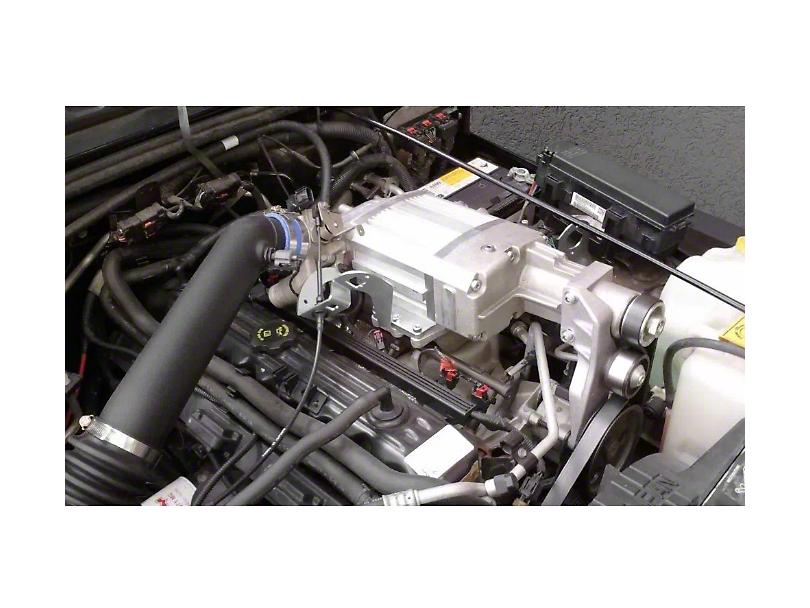 Sprintex Non-Intercooled Supercharger Kit with Diablosport Tuner (05-06 Jeep Wrangler TJ)
