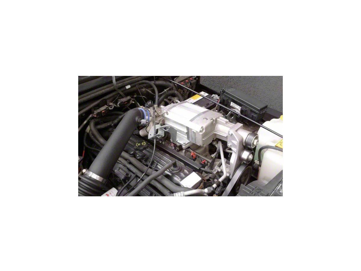 Sprintex Non-Intercooled Supercharger Kit w/ Diablo Tuner (05-06 Jeep  Wrangler TJ)