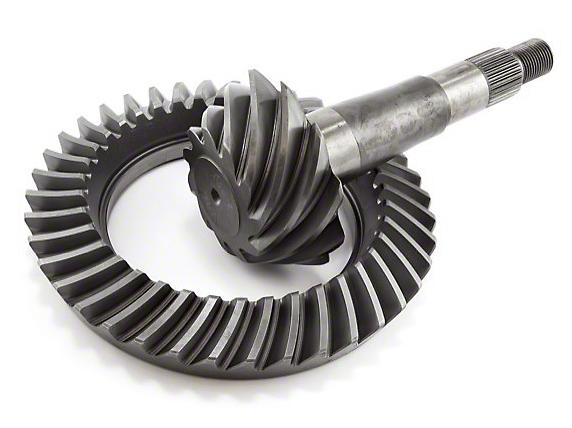 Alloy USA Dana 44F/44R Ring Gear and Pinion Kit - 4.56 Gears (07-18 Jeep Wrangler JK Rubicon)