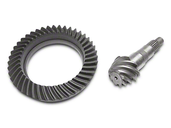 Alloy USA Dana 44F/44R Ring Gear and Pinion Kit - 5.38 Gears (07-18 Jeep Wrangler JK Rubicon)