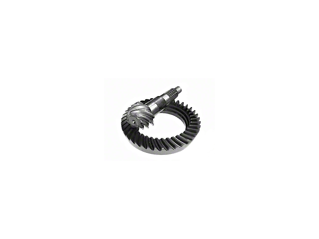 G2 Axle and Gear Dana 44 Front Axle/44 Rear Axle Ring and Pinion Gear Kit; 4.56 Gear Ratio (07-18 Jeep Wrangler JK Rubicon)