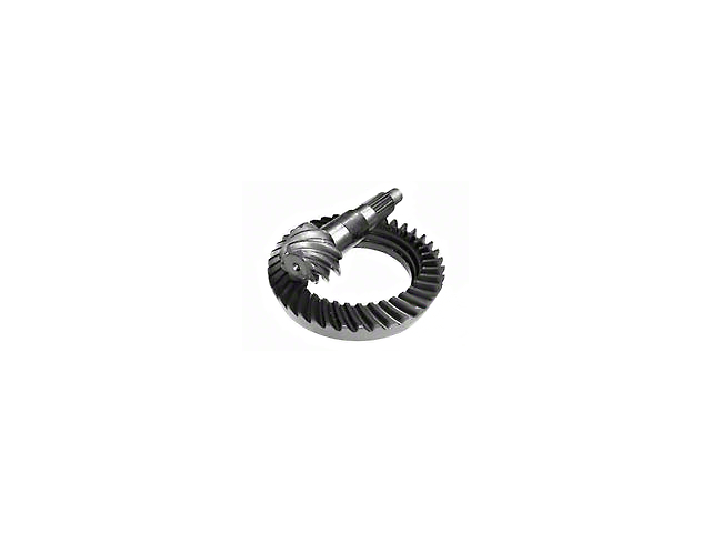 G2 Axle and Gear Dana 30 Front Axle/44 Rear Axle Ring and Pinion Gear Kit; 4.56 Gear Ratio (07-18 Jeep Wrangler JK, Excluding Rubicon)