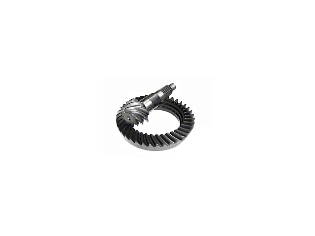 G2 Axle and Gear Dana 44 Front Axle/44 Rear Axle Ring and Pinion Gear Kit; 5.13 Gear Ratio (07-18 Jeep Wrangler JK Rubicon)