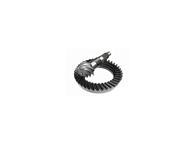 G2 Axle and Gear Dana 30 Front Axle/44 Rear Axle Ring and Pinion Gear Kit; 5.13 Gear Ratio (07-18 Jeep Wrangler JK, Excluding Rubicon)