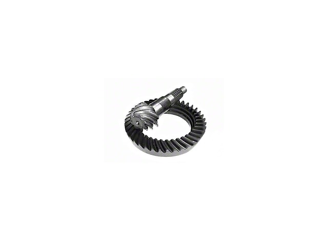 G2 Axle and Gear Dana 44 Front Axle/44 Rear Axle Ring and Pinion Gear Kit; 5.38 Gear Ratio (07-18 Jeep Wrangler JK Rubicon)