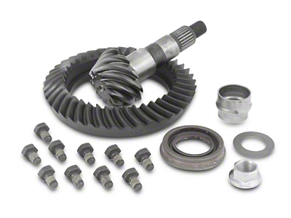 Omix-ADA Dana 44F/44R Ring Gear and Pinion Kit - 4.10 Gears (07-18 Jeep Wrangler JK Rubicon)