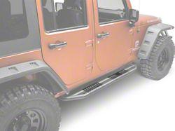 Rugged Ridge RRC Side Armor Guard Plates (07-18 Jeep Wrangler JK 4 Door)