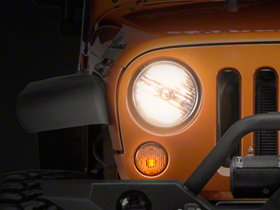 Hella High Performance 2.0 Headlight Bulbs - H13 (07-18 Jeep Wrangler JK)