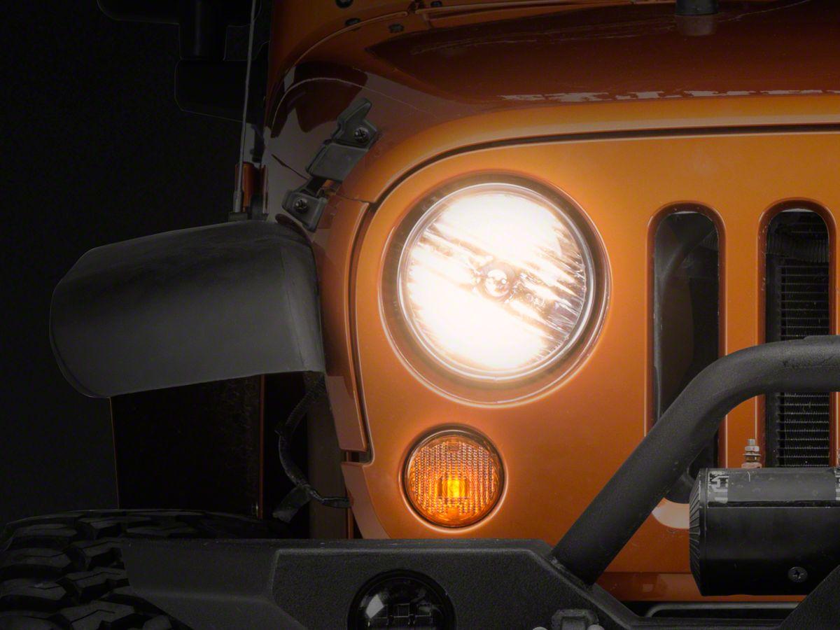 Hella High Performance 2 0 Headlight Bulbs H13 07 18 Jeep Wrangler Jk