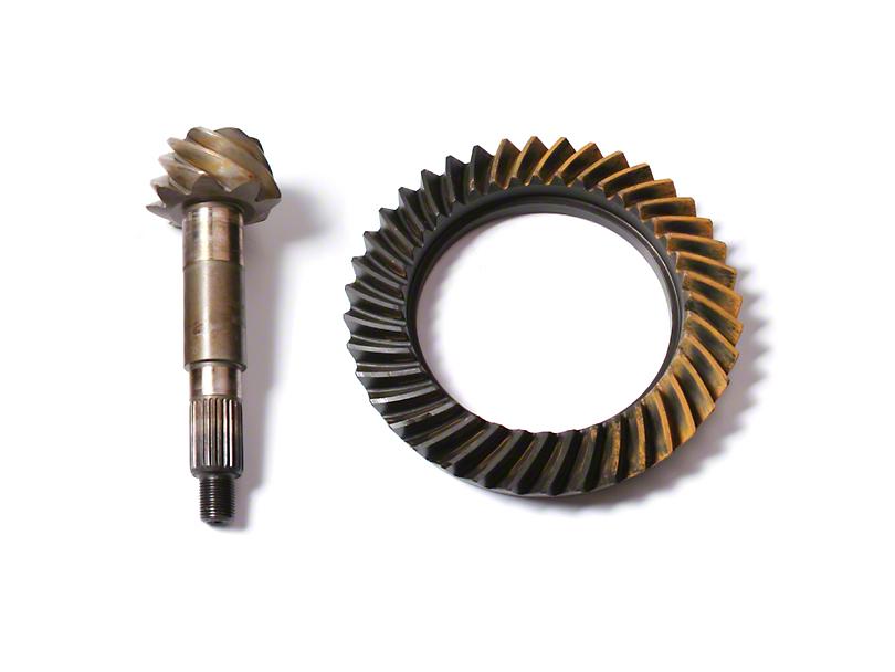 Alloy USA Dana 44 Front Axle/44 Rear Axle Ring Gear and Pinion Kit - 5.13 Gears (03-06 Jeep Wrangler TJ Rubicon)