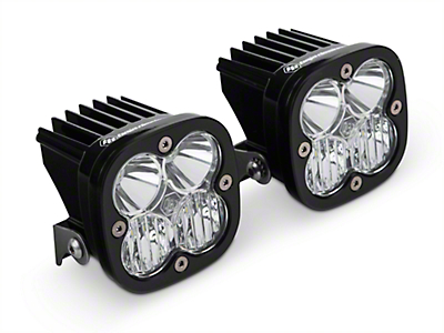 Baja Designs Squadron-R Pro LED Fog Pocket Kit (07-18 Wrangler JK)