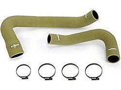 Mishimoto Silicone Radiator Hose Kit; Olive Drab (07-11 3.8L Jeep Wrangler JK)