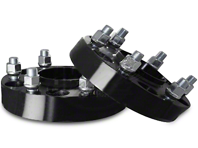 Coyote Billet Aluminum Hubcentric Wheel Adapter - 1.25 in. (87-06 Wrangler YJ, TJ)