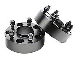 1.75-Inch Billet Aluminum Hubcentric Wheel Spacers (07-18 Jeep Wrangler JK)