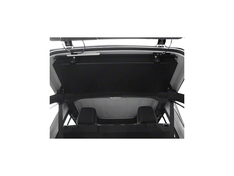 Grenadeacorp Jeep Wrangler Sub Roof Concealed Locking