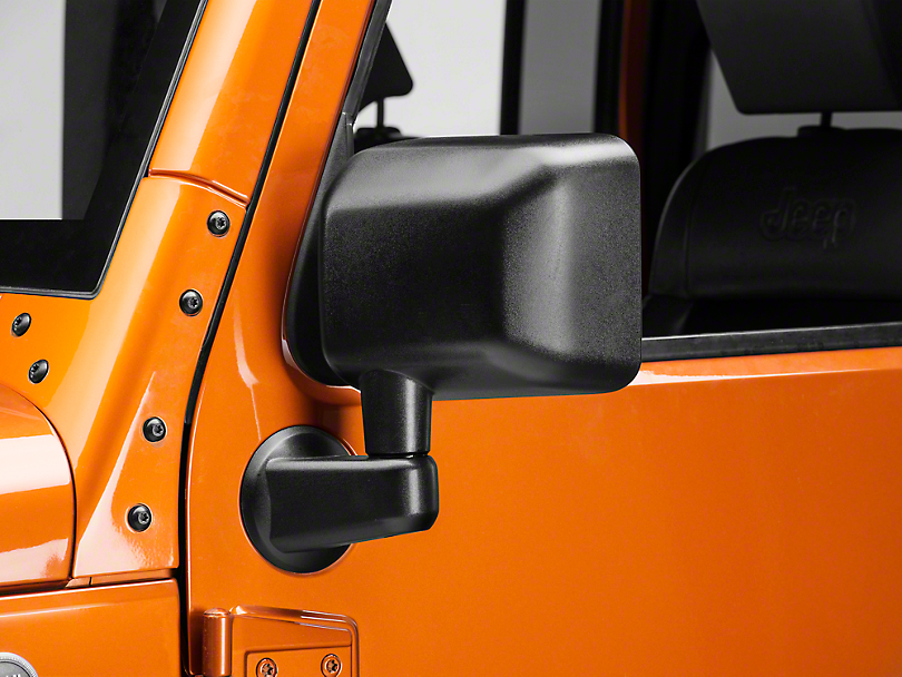 OPR Dual-Axis Replacement Mirror Assembly (07-18 Wrangler JK)