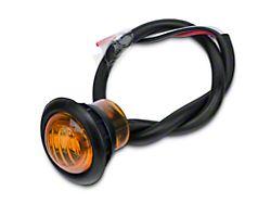 Poison Spyder 3/4-Inch Amber LED Marker Lamp (07-18 Jeep Wrangler JK)