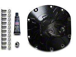 Poison Spyder Dana 30 Bombshell Diff Cover - Black (97-18 Jeep Wrangler TJ & JK)