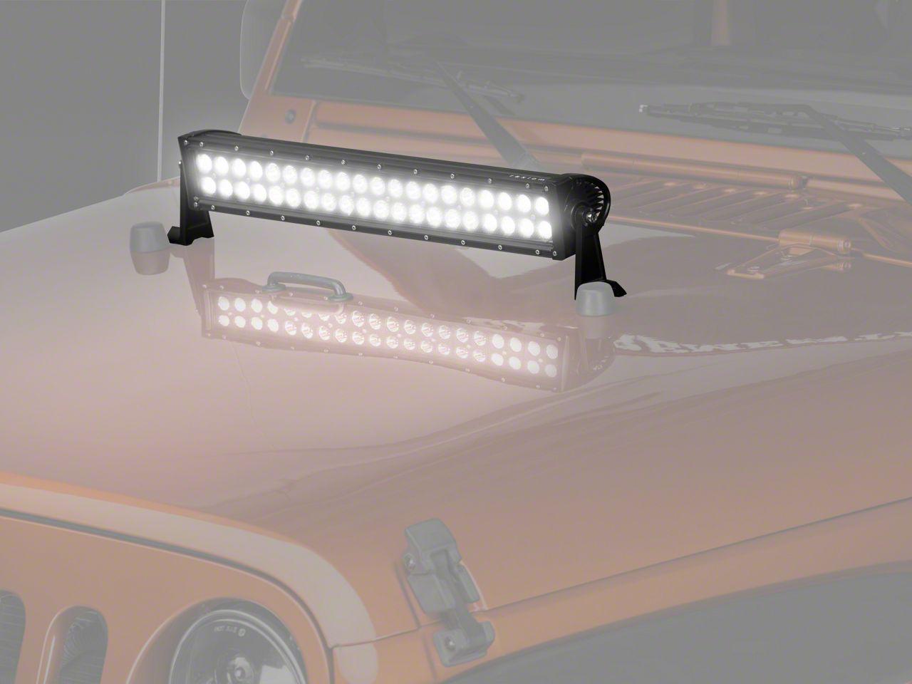 Raxiom 20 in. Dual Row LED Light Bar - Flood/Spot Combo