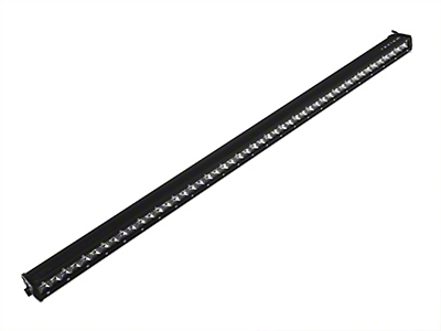 Raxiom 50 in. Slim Straight LED Light Bar - Flood/Spot Combo (87-18 Wrangler YJ, TJ & JK)