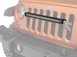 Raxiom Grille Mounted 20-Inch LED Slim Light Bar (07-20 Jeep Wrangler JK & JL)