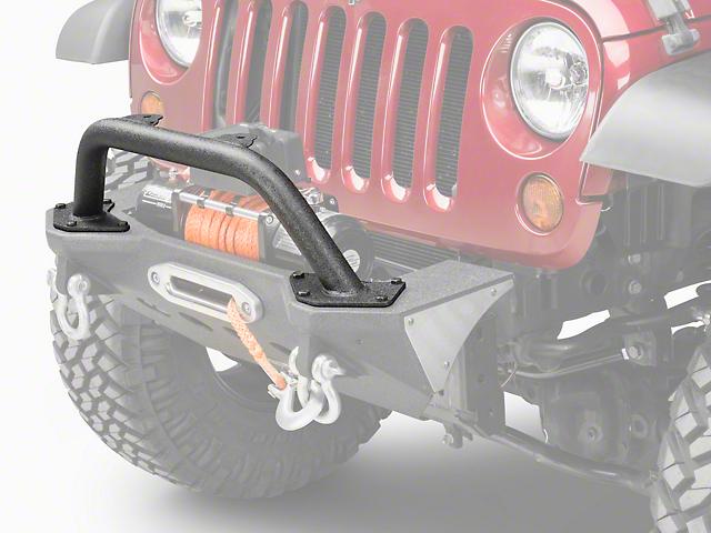 Smittybilt XRC M.O.D. Bull Bar - Textured Matte Black (07-18 Jeep Wrangler JK)