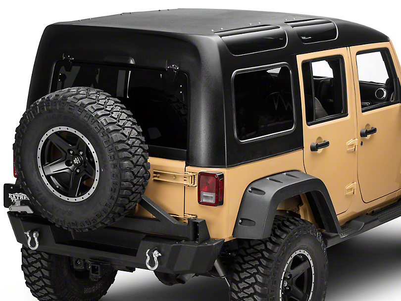 Smittybilt Jeep Wrangler Safari Hard Top 518702 07 18